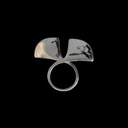 Taka Ring : Sterling Silver : AGNSW Highlights Jewellery Collection,  - $145.00