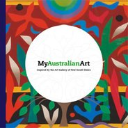 My Australian Art, Victoria Collings (illus. Jo Hein) - $19.95