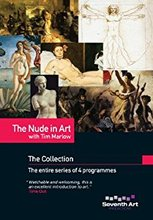 The Nude in Art with Tim Marlow DVD,  - $24.95