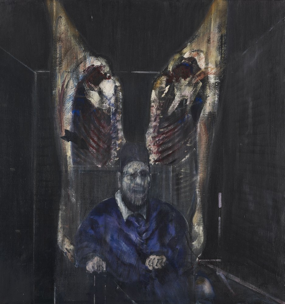 the artwork of francis bacon More than that of any other artist who emerged at the end of world war ii, francis bacon's work, now on view at the met, tells us about the strengths and weaknesses of the moment.