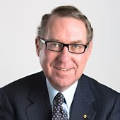 Photo of David Gonski