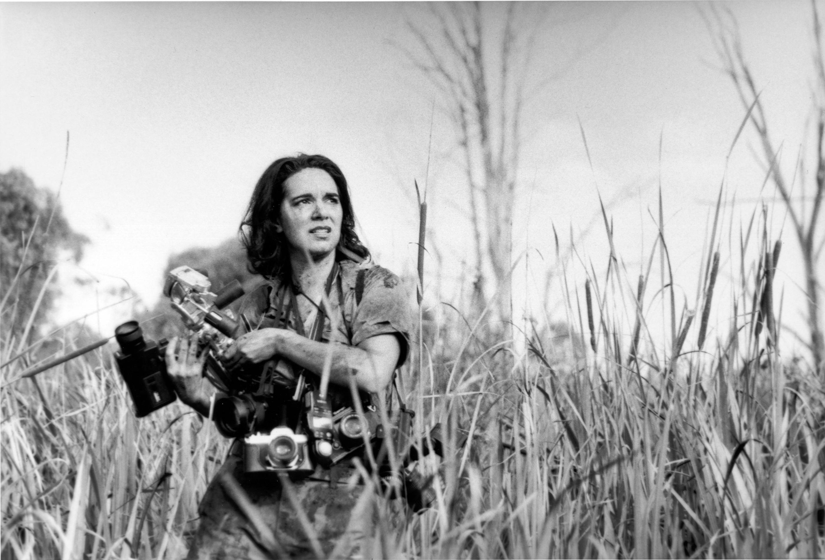 tracey moffatt Tracey moffatt, director: night cries: a rural tragedy tracey moffatt was born on november 12, 1960 in brisbane, australia she is a director and writer, known for night cries: a rural tragedy (1990), bedevil (1993) and moodeitj yorgas (1988.