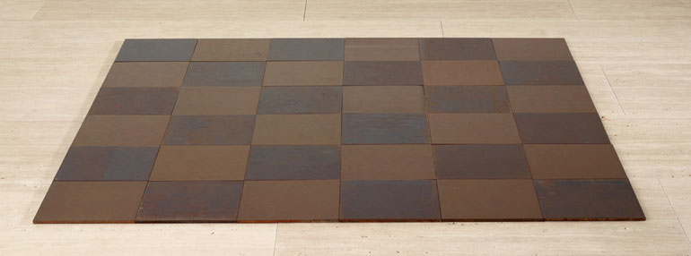 Carl Andre :: Featured artists and works :: New contemporary ...